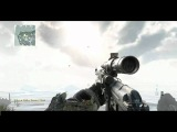INSANE CALL OF DUTY MW3 GUN BEAT