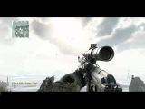 INSANE CALL OF DUTY MW3 GUN BEAT