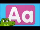 Learn Letter A   Turn And Learn ABCs   Super Simple ABCs