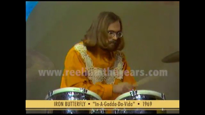Iron Butterfly- In-A-Gadda-Da-Vida 1969 (Reelin' In The Years Archives)