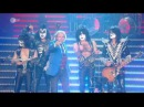 KISS live at Wetten dass on February 27th, 2010. I Was Made For Lovin' You Say Yeah [HQ]
