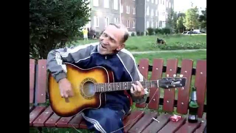 Русский Bill Haley - Rock Around The Clock (двор-кавер)