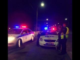 ПОГОНИ ДПС #1   car chase police COMPILATION #1