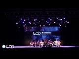 Zona Zero Crew  Upper Division  World of Dance Argentina Qualifier  #WODARG16