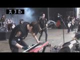 The Birthday Massacre - Shiver ( live mera luna ).mp4