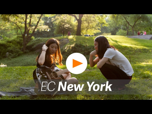 Learn English in New York with EC English Language Centres