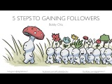5 Steps for Gaining Followers