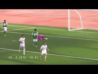 FC Merw vs FC Ashgabat (0:2) 2016 Turkmenistan Higher League