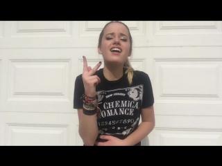 My Chemical Romance - Im Not Okay (I Promise) Sign Language