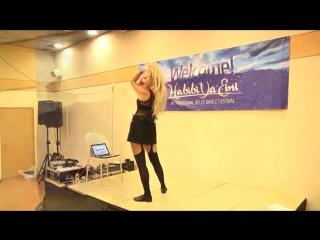 Belly Dance WS-Simona Guzman