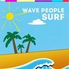 ♒ Wave People @ Серфинг @ Новая волна ♒