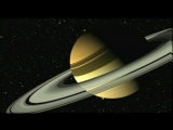 Сатурн - властелин колец. Высокое качество HD Ready 1280x720. Вселенная