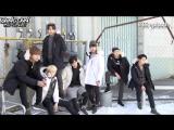 [RUS SUB][Episode] BTS PUMA Advertising photo shooting behind
