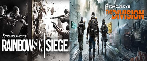 Tom Clancy's Six Siege + Division (Аккаунт Uplay)