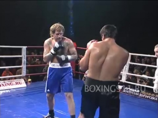 Бокс. Александр Емельяненко - Хизир Плиев