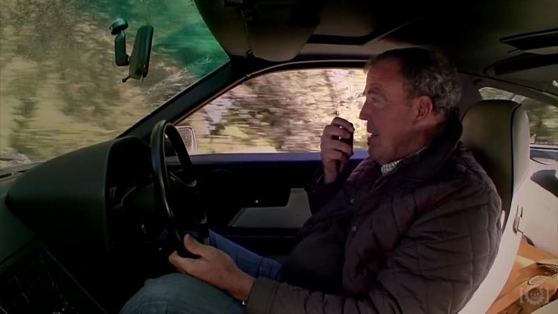 Топ Гир: Спецвыпуск в Патагонии. 1 серия (2014)
