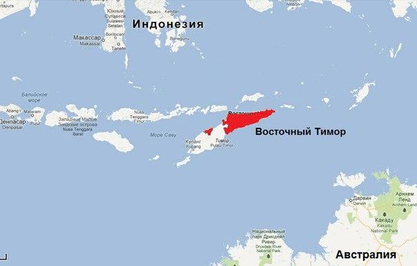 Doğu Timor Nerede Başkenti Hakkında Bilgi