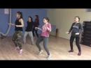Choreography by Merrenga ll Iyara Hey Gyal Sidung