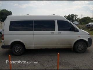 Volkswagen Transporter 208000 грн В рассрочку 5 505 грнмес Одесса ID авто 249177