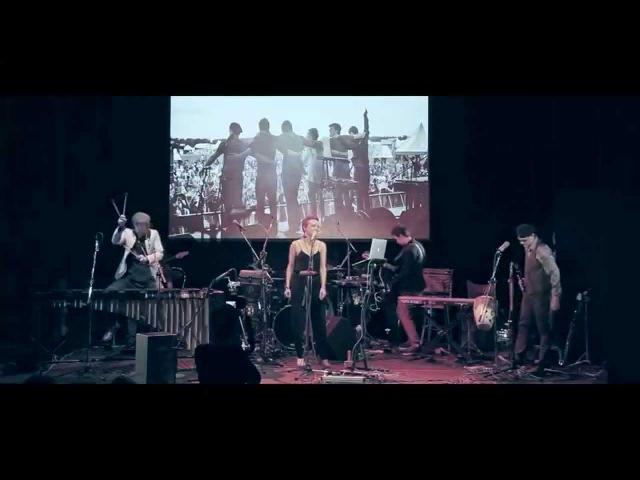 Afrobeat - Marimba Plus live at Art Cafe Durov (Moscow)