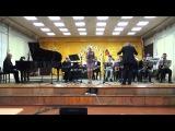 23 12 2015 Большой новогодний концерт.Отдел Эстрада.14ч.