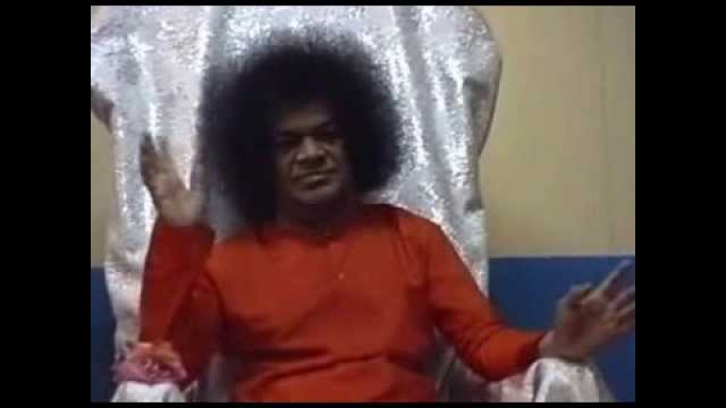 Sai Love No. 2 - Blessings from Darshan at Ooty 1991.