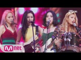 Wonder Girls - Why So Lonely Comeback Stage M COUNTDOWN 160707 EP.482