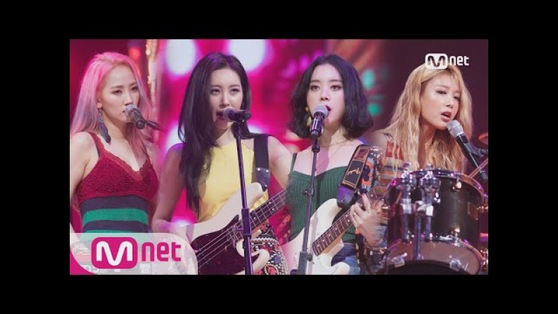 [Wonder Girls - Why So Lonely] Comeback Stage | M COUNTDOWN 160707 EP.482