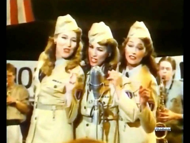 Stars on 45 - Andrews Sisters medley