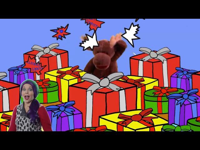 Ho Ho Ho | Christmas Songs for Kids (ft. Tea Time with Tayla and More!)