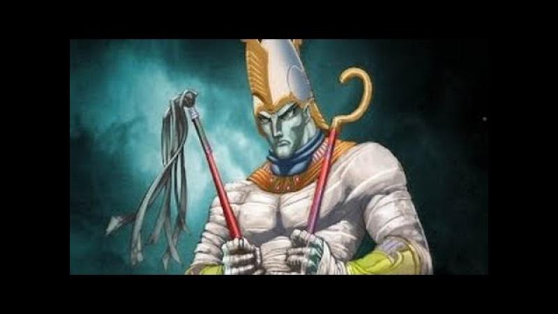 Documentários em portugues Osiris o senhor da reencarnação história Deuses da antiguidade