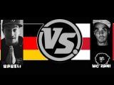 LA CUP  Babeli (GER) VS Mc Zani (ENG)  Quarter Final