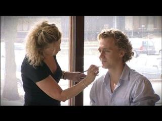 Tom Hiddleston Interview - WALLANDER S2