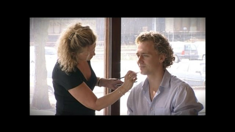 Tom Hiddleston Interview - WALLANDER S2