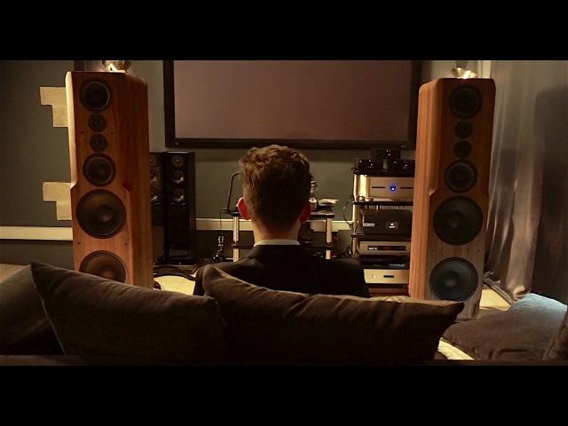 Видеотест акустики Sonus Victor SV 400: очень подробно, очень точно и очень быстро