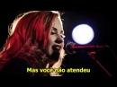 Demi Lovato - Give Your Heart A Break (Acoustic Live) (Legendado)