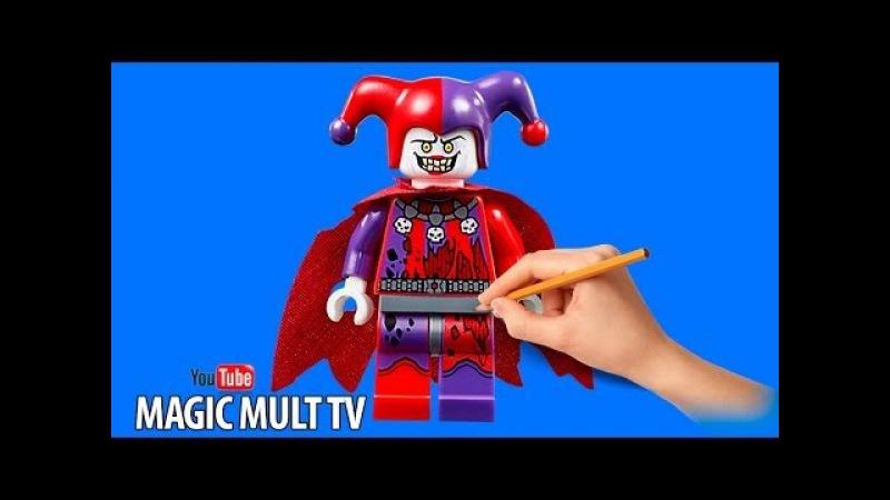 Мультик Игра Лего Рыцари Нексо. Джестро Расстроен.Часть №14Лего