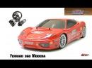 Ferrari 360 Modena тест-драйв, обзор, история создания, суперкары девяностых City Car Driving 1.5.1