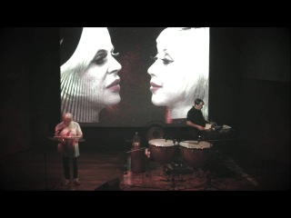 Genesis Breyer P-Orridge & Edley ODowd at The Rubin Museum II