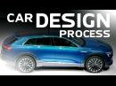 CAR DESIGNER Jak powstaje samochód Car design process PL ENG