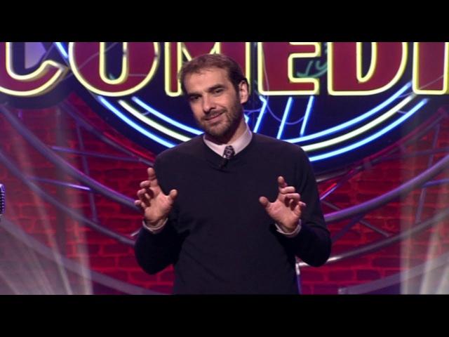 El Club de la Comedia - Luis Merlo: En España hablamos inglés nivel medio