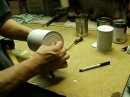 How to make a Tin Can Kweeka, or Cuica....