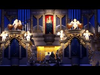 Геннадий Белов (1939 г.р.) Диптих для органа вдвоем, II часть.Фуга