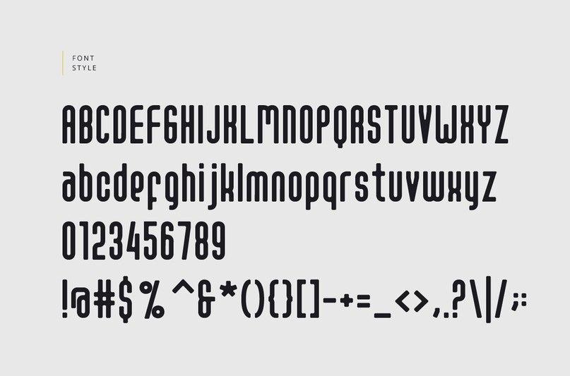 Шрифт Tony Tony