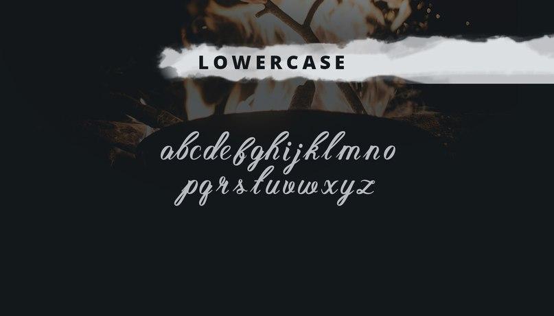 Шрифт Luciano
