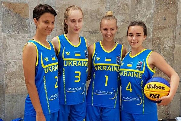 Сборные Украины U-18 на квалификации чемпионата Европы