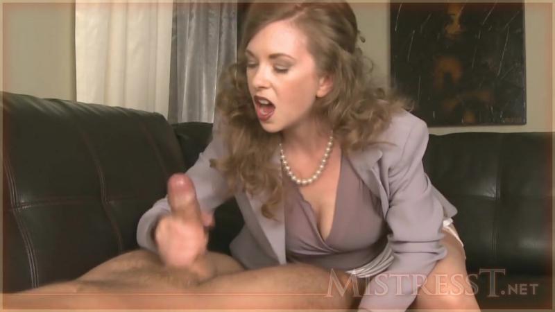 24 сцены камшотов от госпожи - подборка (mistress, cfnm, handjob, cumshot, сперма, оргазм, дрочит, мастурбирует)