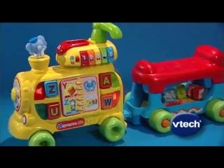 Toyrent VTech Alphabet Train