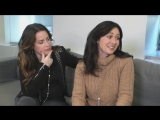Shannen Doherty & Holly Marie Combs on OK! TV | 2015
