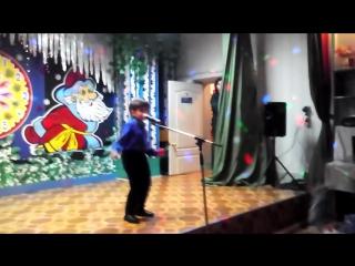 Новогодний концерт детский центр
